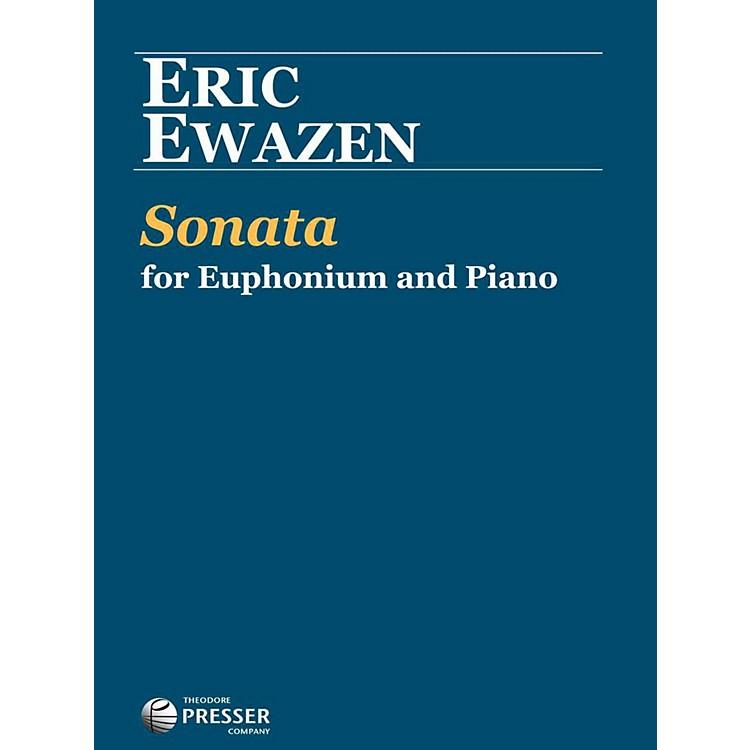 Carl FischerSonata for Euphonium and Piano