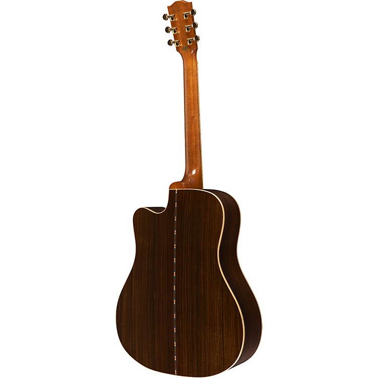 Gibson Songwriter Deluxe Custom EC Acoustic-Electric Guitar Antique Natural