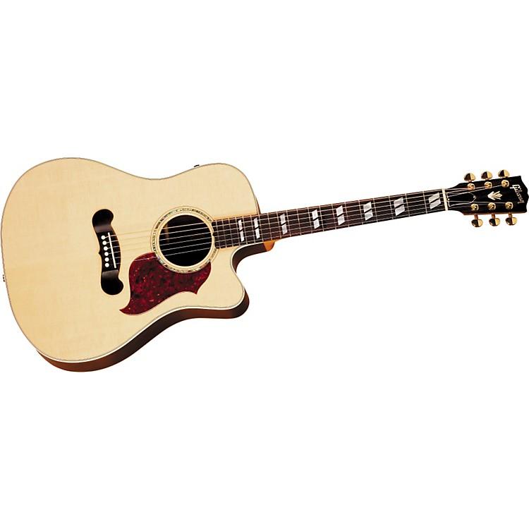 GibsonSongwriter Deluxe Studio EC Acoustic-Electric Guitar