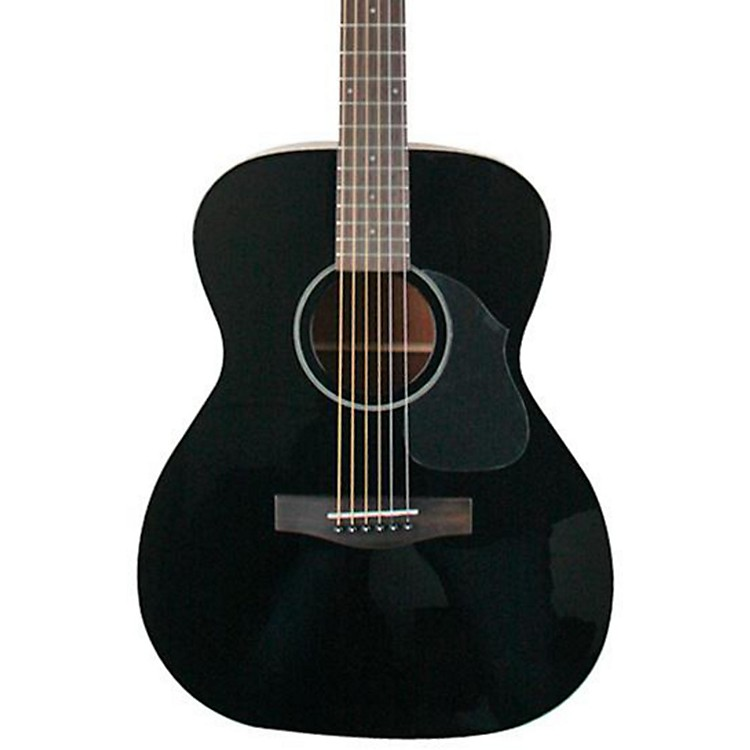 Voyage-Air Guitar Songwriter VAOM-04 Travel Acoustic Guitar Black