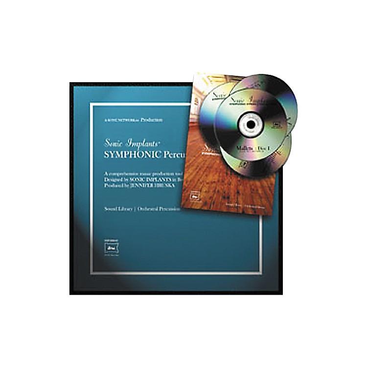 SonivoxSonic Implants Symphonic Percussion Collection for Kontakt 2