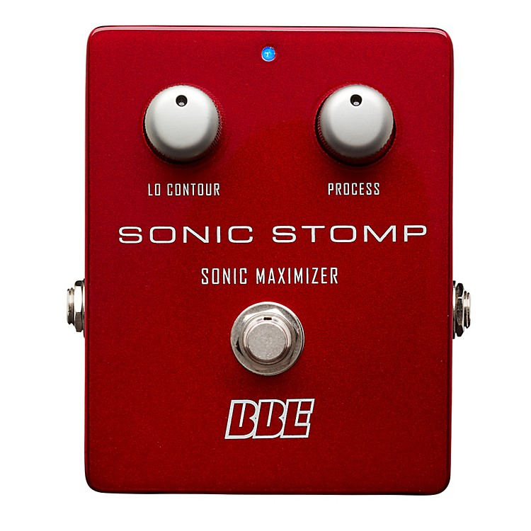 BBESonic Stomp Sonic Maximizer Guitar Effects Pedal
