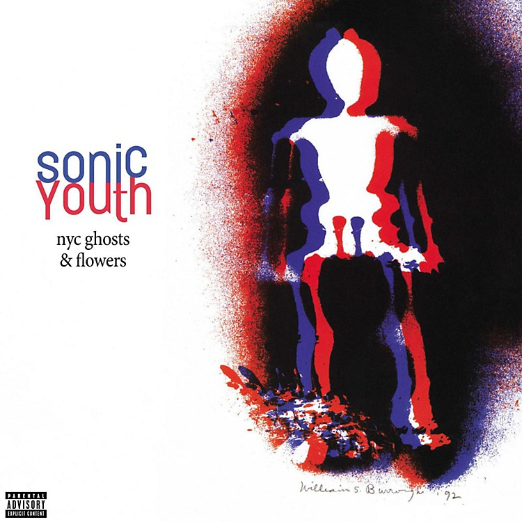 Universal Music GroupSonic Youth - NYC Ghosts & Flowers