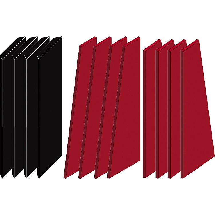 AuralexSonoSuede HT SystemBlack and Red