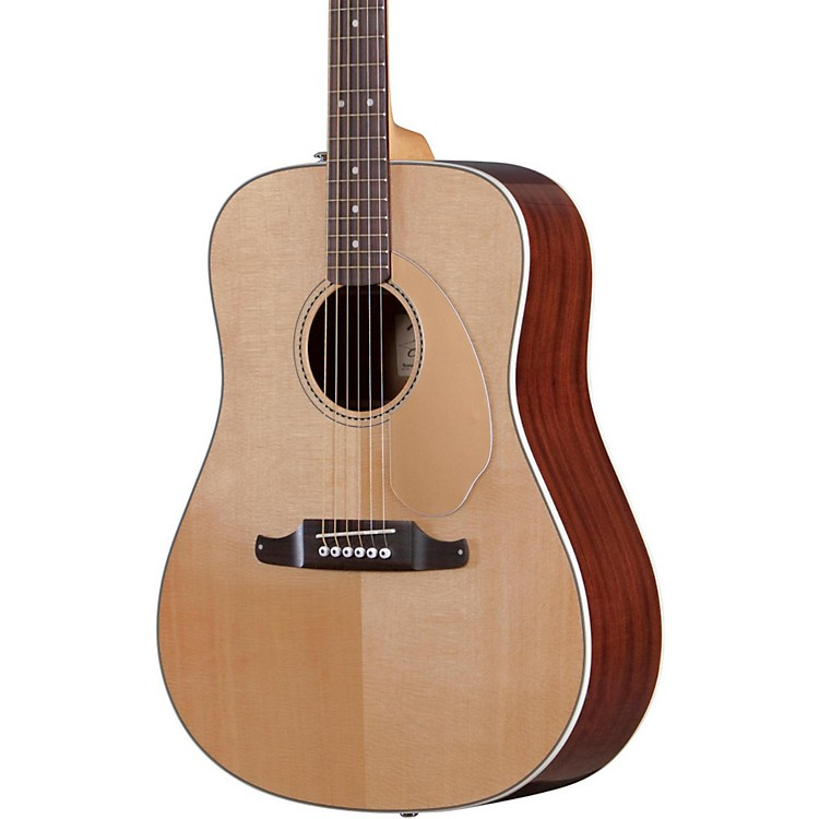 Fender Sonoran S Dreadnought Acoustic Guitar Natural