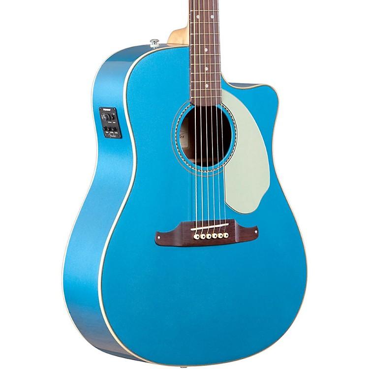 FenderSonoran SCE Acoustic-Electric GuitarLake Placid Blue
