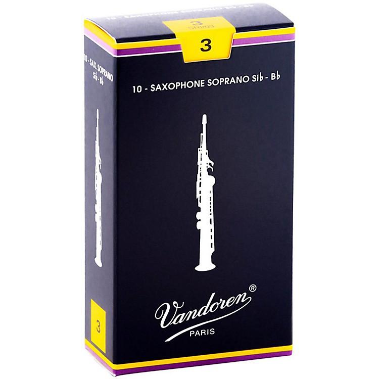 VandorenSoprano Saxophone Reeds