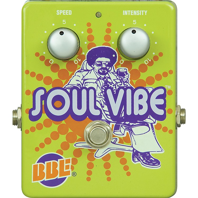 BBESoul Vibe Pedal