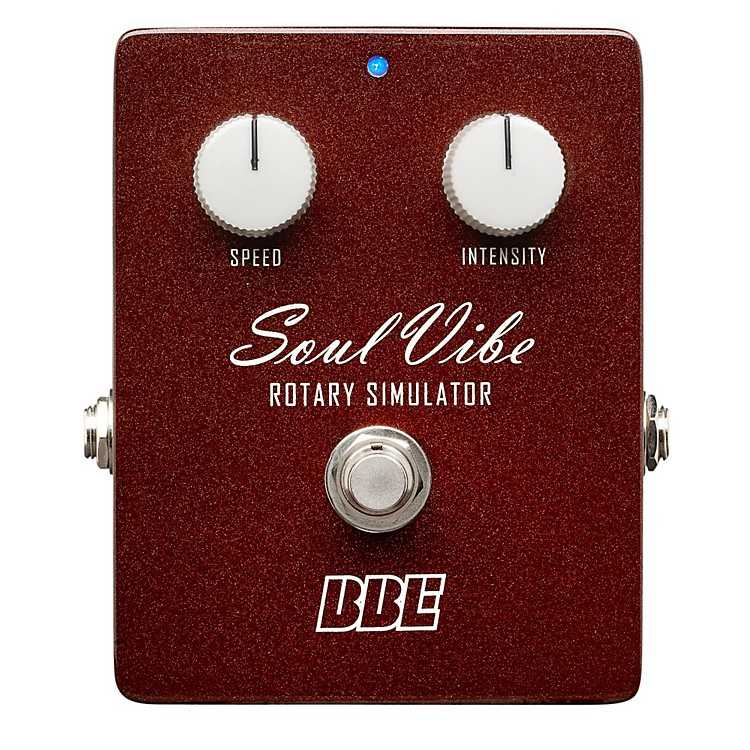 BBESoul Vibe Rotary Speaker Simulator Guitar Effects Pedal