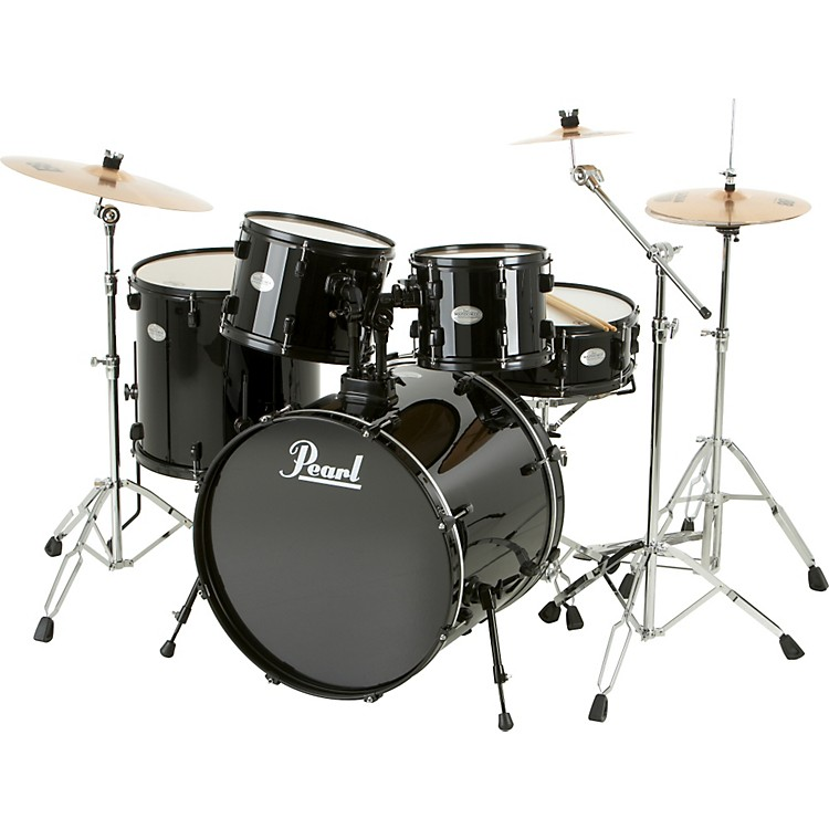 Pearl Sound Check 5-Piece Drum Set with Sabian Cymbals ...