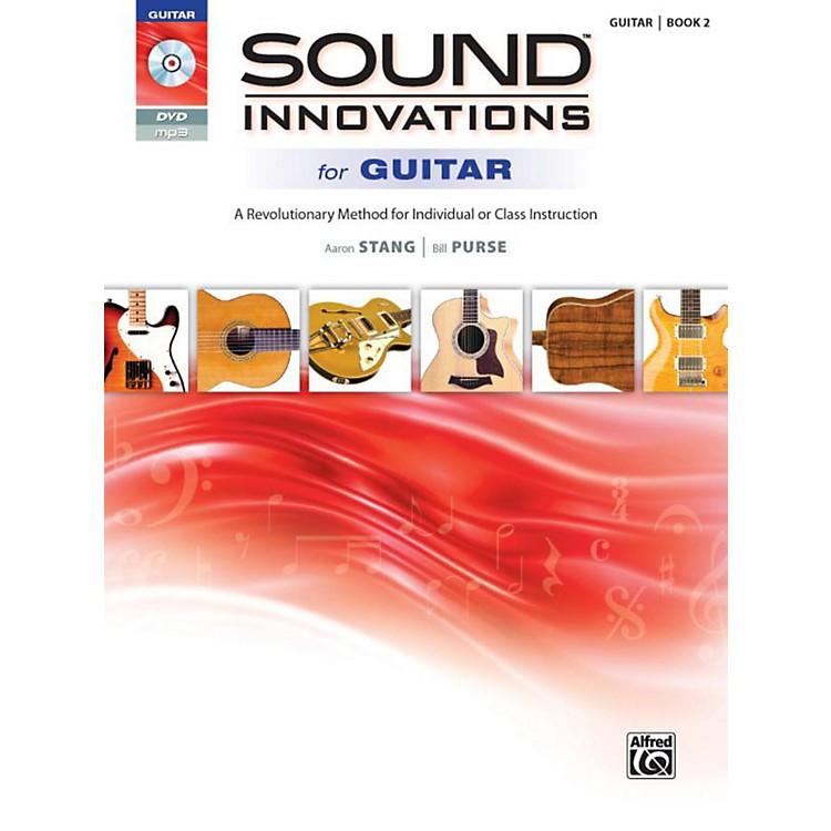 AlfredSound Innovations for Guitar 2 Book & DVD