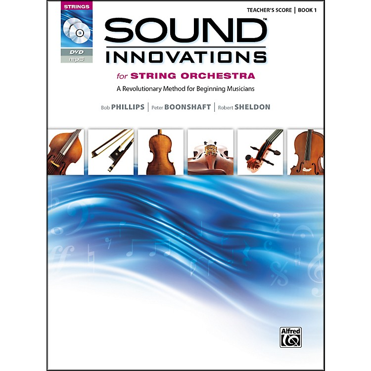 AlfredSound Innovations for String Orchestra Book 1 Conductor's Score CD/ DVD