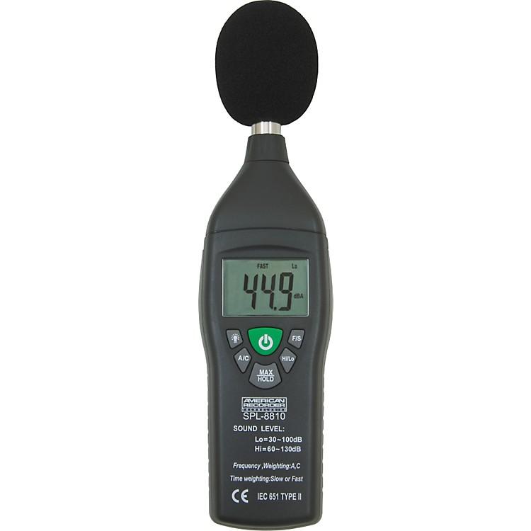 American Recorder TechnologiesSound Level Meter