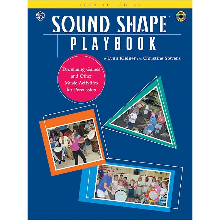 AlfredSound Shape Playbook Book/CD