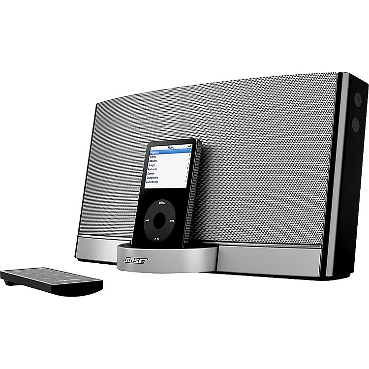 Bose SoundDock Portable Digital Music Speaker System for iPod Black
