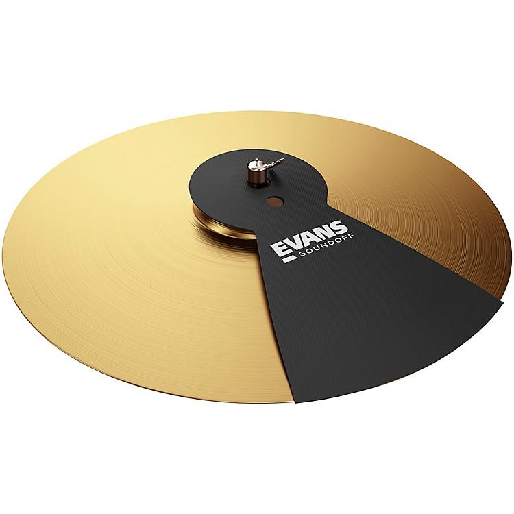 EvansSoundOff Cymbal Mute
