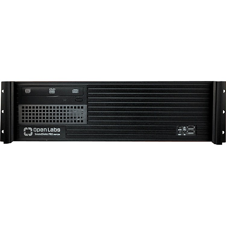 Open Labs SoundSlate PRO 3U Rack Computer