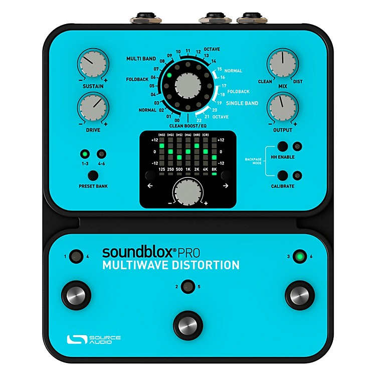 Source AudioSoundblox Pro Multi Wave Distortion
