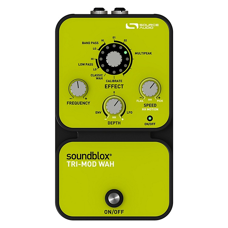 Source Audio Soundblox Tri-Mod Wah