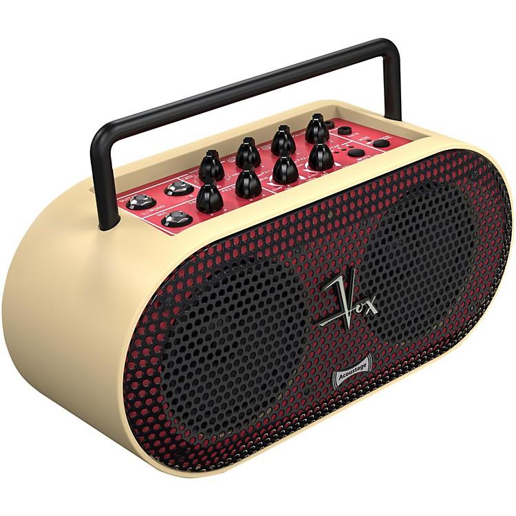 VoxSoundbox Mini Mobile Guitar AmplifierIvory