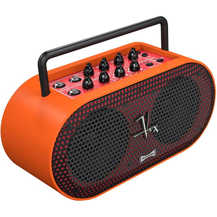 Vox Soundbox Mini Mobile Guitar Amplifier Orange