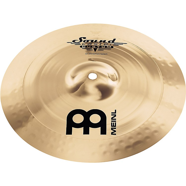 MeinlSoundcaster Custom Distortion Splash Cymbal12 in.
