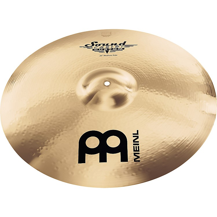 Meinl Soundcaster Custom Medium Ride Cymbal 20 in.