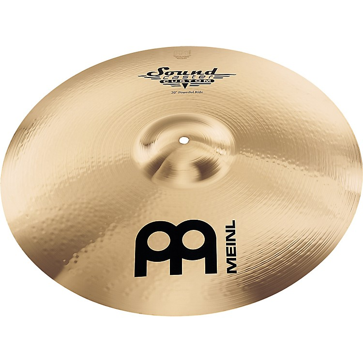 MeinlSoundcaster Custom Powerful Ride Cymbal21 in.