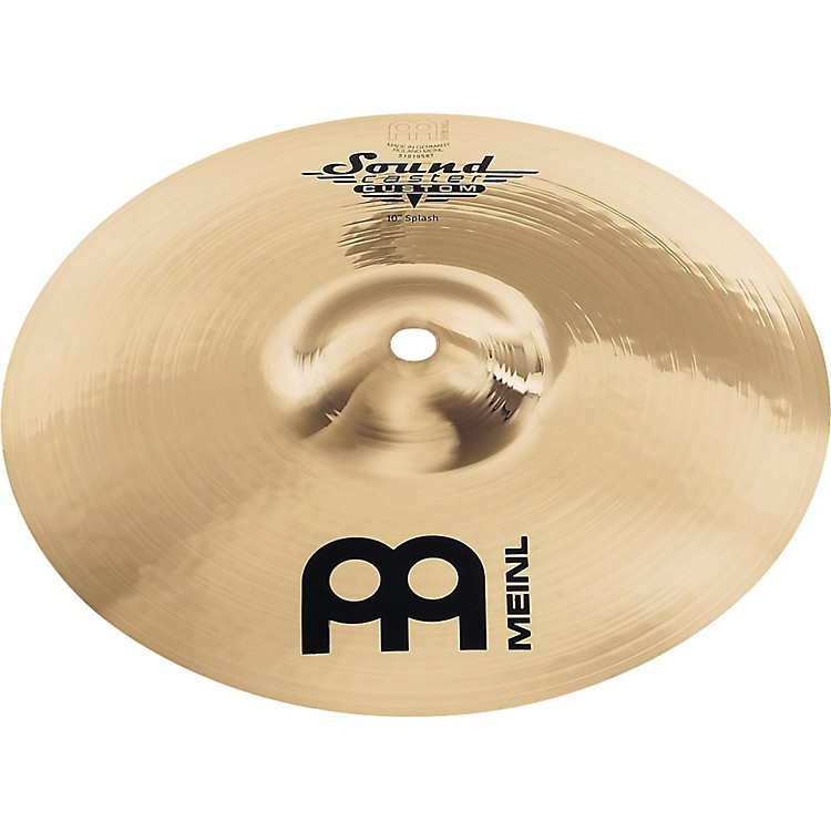 Meinl Soundcaster Custom Splash Cymbal 10 in.