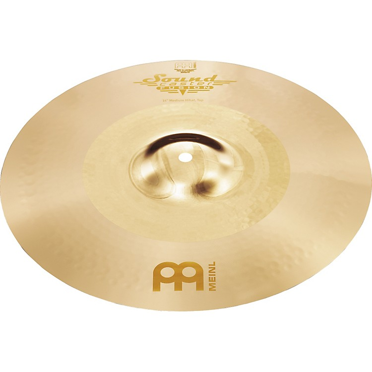 MeinlSoundcaster Fusion Medium Hi-hat Cymbals13 in.