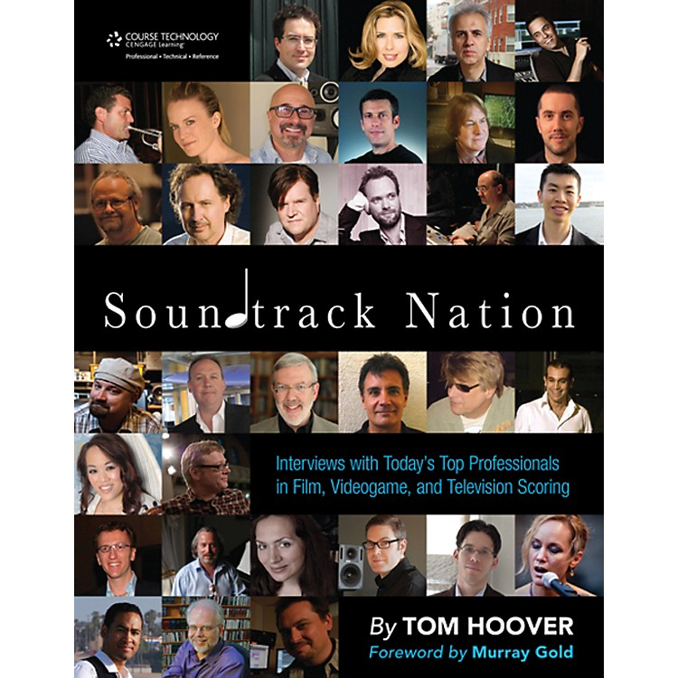 Course Technology PTR Soundtrack Nation Book
