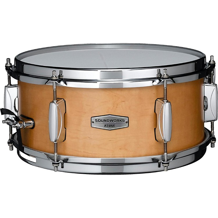 TamaSoundworks Maple Snare Drum12 x 5.5 in.