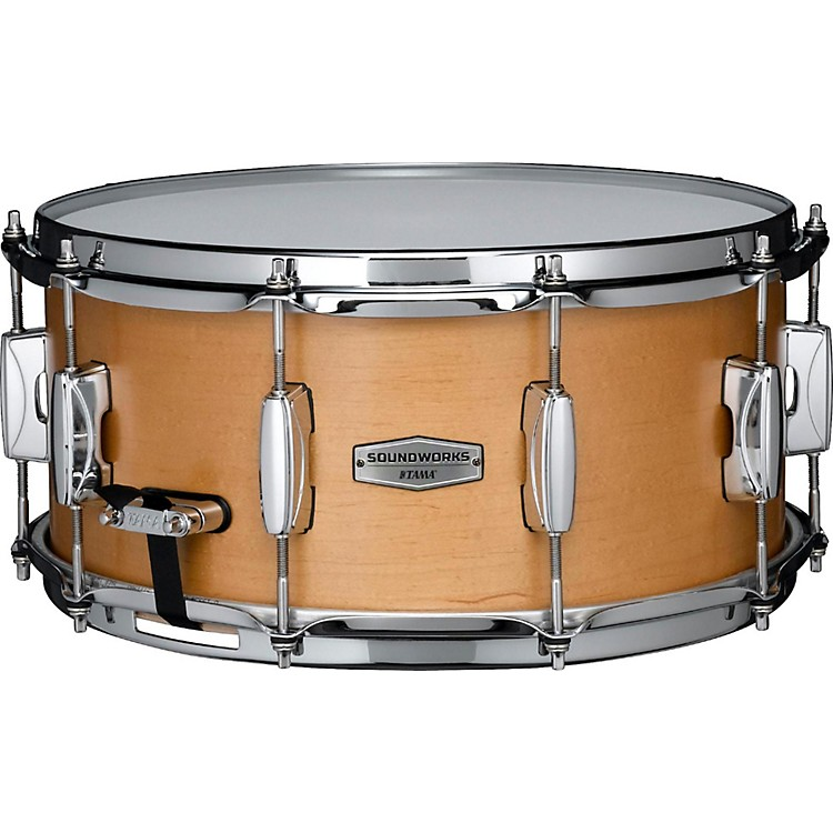 TamaSoundworks Maple Snare Drum14 x 6.5 in.