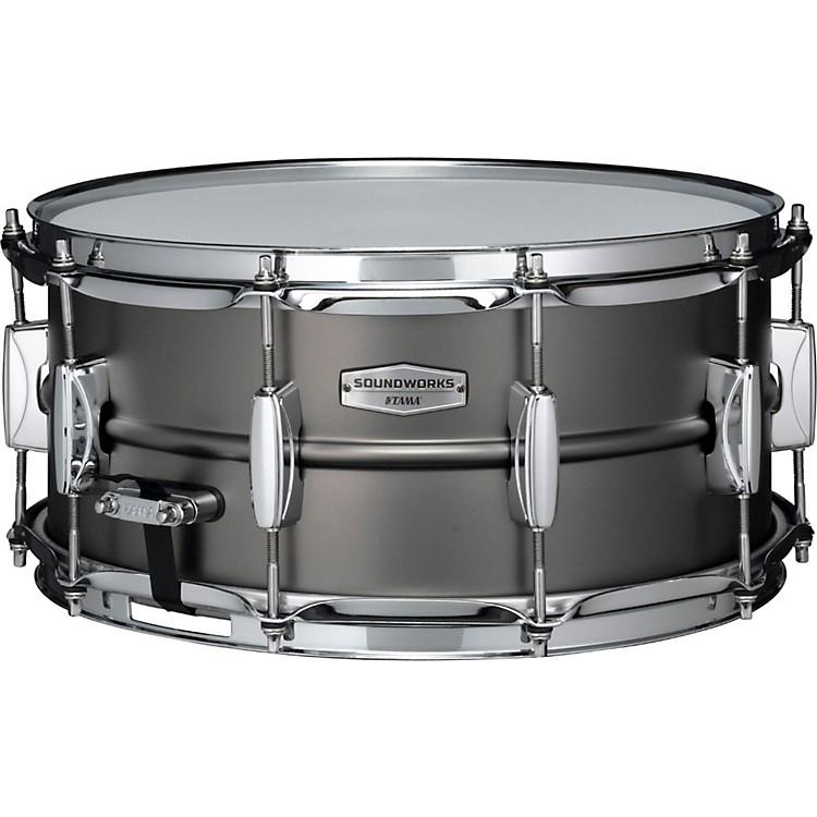 TamaSoundworks Steel Snare Drum14 x 6.5 in.