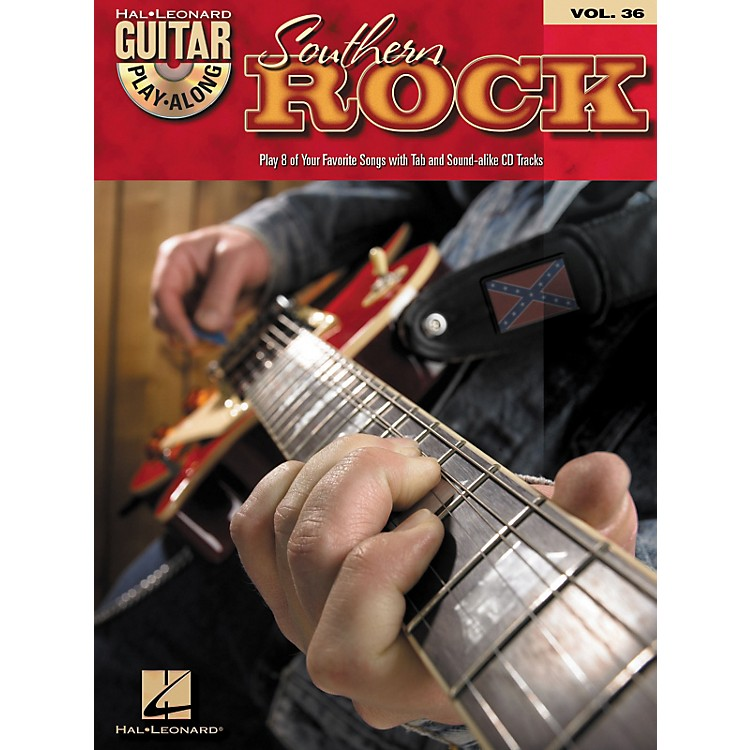 Warner Chappell Music Southern Rock Volume 36 Guitar Play-Along (Book/CD)