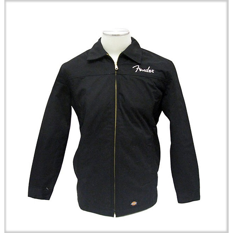 Fender Spaghetti Logo Zip-up Jacket