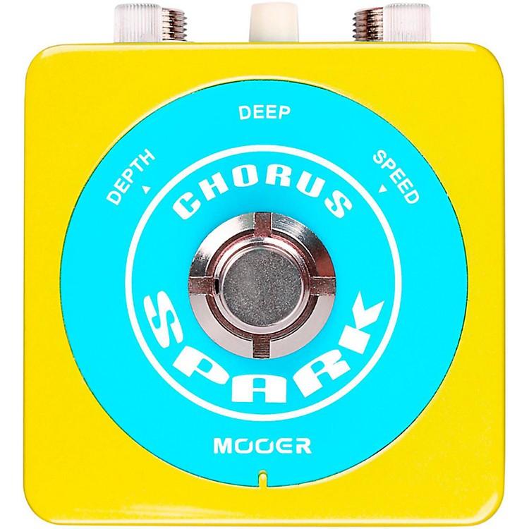 MooerSpark Chorus Guitar Effects Pedal