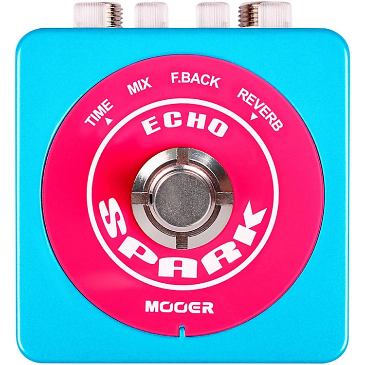 MooerSpark Echo Guitar Effects Pedal