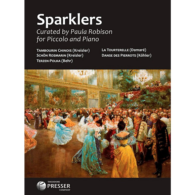 Carl Fischer Sparklers for Piccolo and Piano