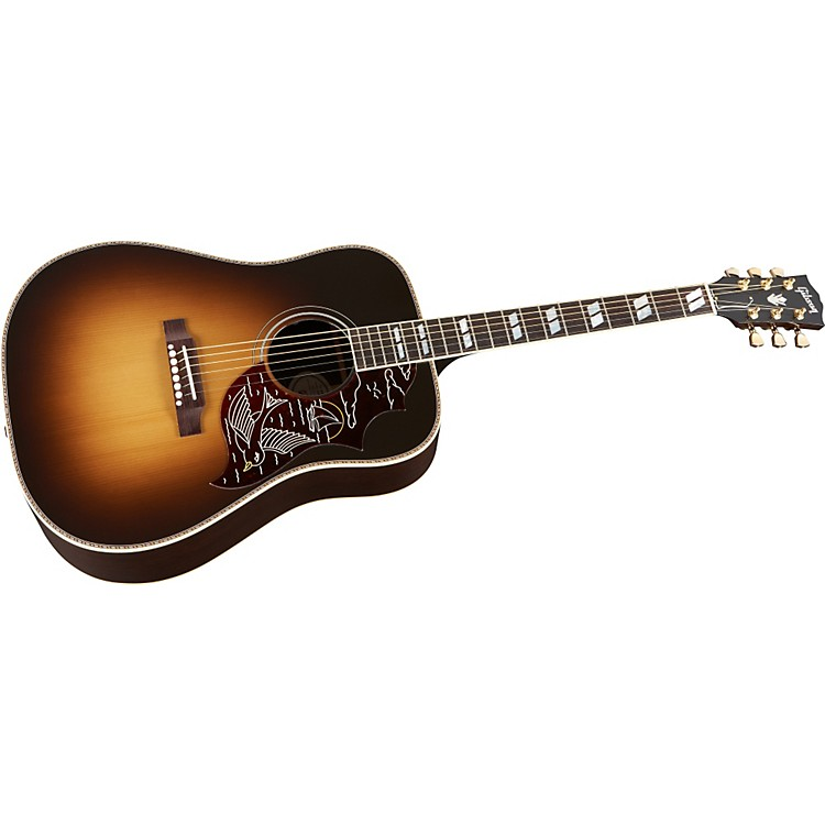Gibson Sparrow Dreadnought Acoustic Guitar Vintage Sunburst