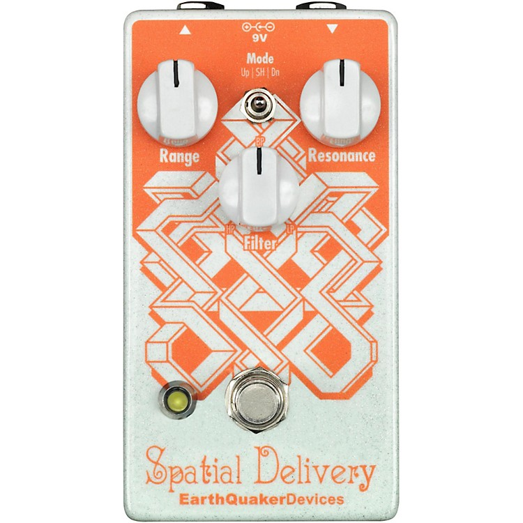 EarthQuaker DevicesSpatial Delivery - Sample & Hold Envelope Filter Bass Pedal