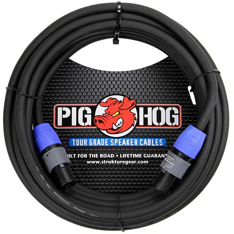 Pig HogSpeaker Cable SPKON to SPKON (100 ft.)25 ft.