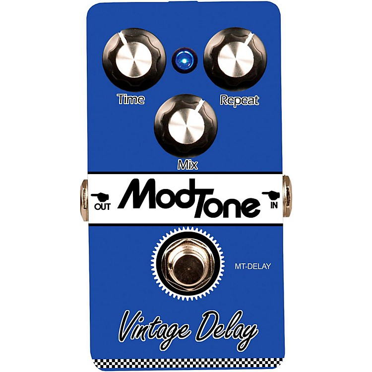 Modtone Special Edition Analog Delay Blue