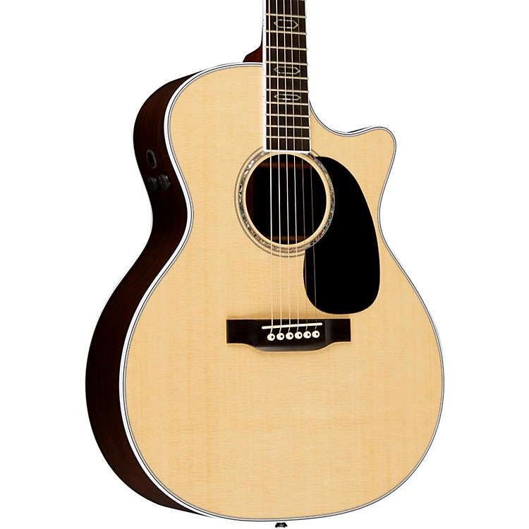Martin Special Edition GPC-Aura GT Grand Performance Acoustic-Electric Guitar