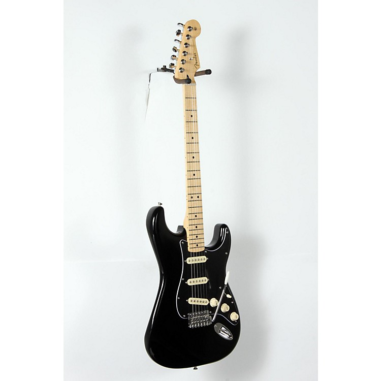 Fender Special Edition Standard Stratocaster Electric Guitar Black 888365917320