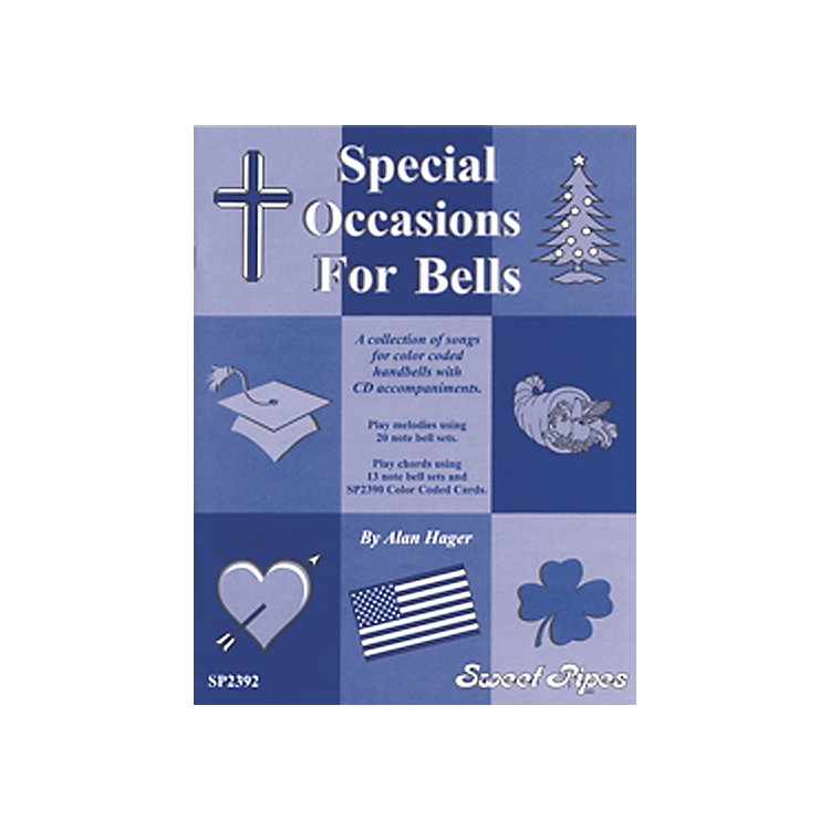 Rhythm Band Special Occasions for Handbells & Deskbells Book with CD
