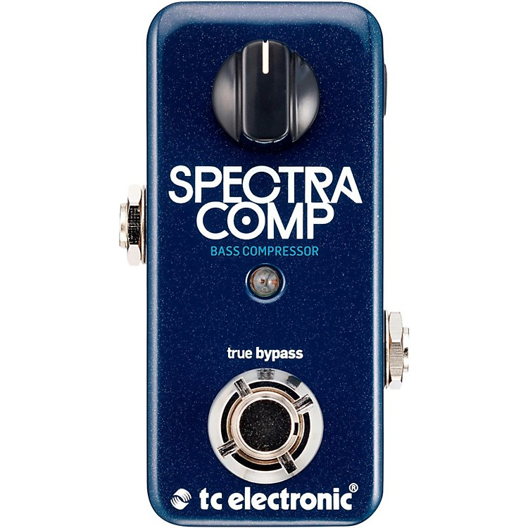 TC Electronic SpectraComp Bass Compression Pedal