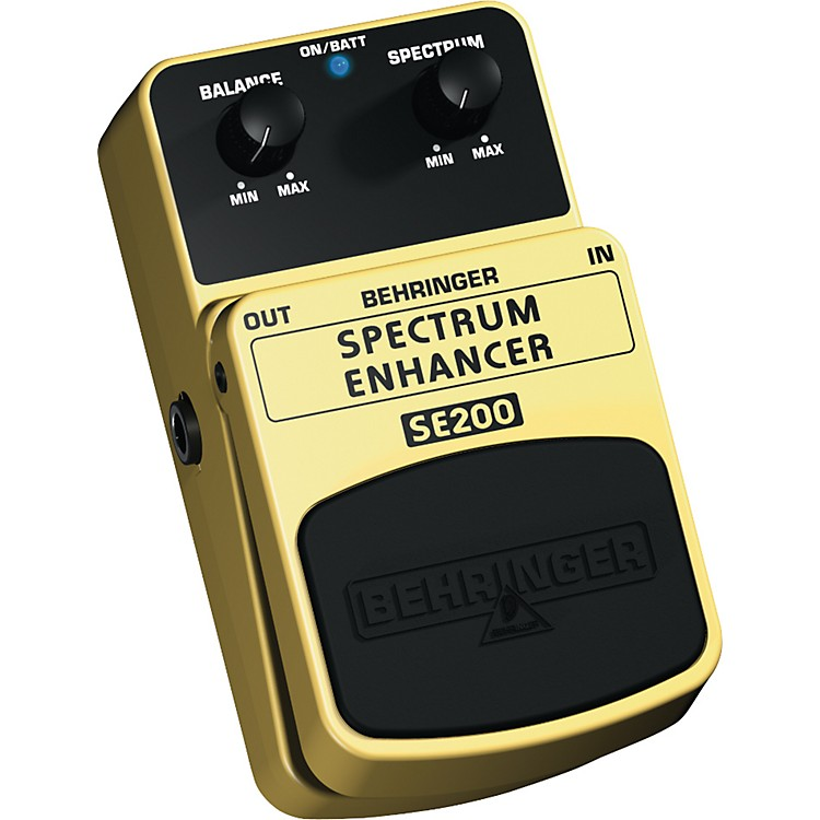 Behringer Spectrum Enhancer SE200 Effects Pedal