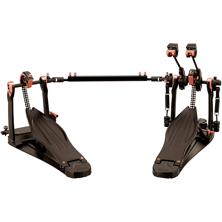 Tama Speed Cobra Limited Bass Drum Double Pedal Black Double