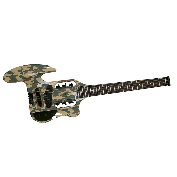Traveler Guitar Speedster Camouflage Electric Guitar Camouflage